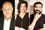 Zoya Akhtar, Anurag Kashyap, anupam kher zoya akhtar and anurag kashyap invited to be members of oscars academy, Gully boy