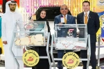 dubai lottery, dubai duty-free liquor prices, 2 indian nationals win million dollars each in dubai lottery, Charity