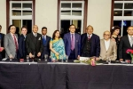 New embassy minister in US, New embassy minister in US, indian american community welcomes new community affairs minister of embassy, Gopinath