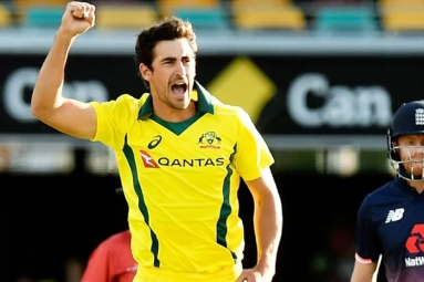 Mitchell Starc Ruled Out of India Series