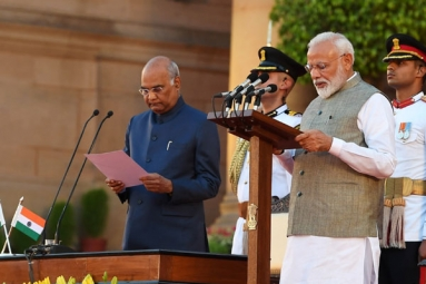 United States Lauds Narendra Modi's Swearing-In Speech
