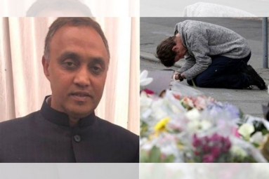 An Indian National Who Survived Christchurch Mosque Attack Recalls How Closely He Saw Death
