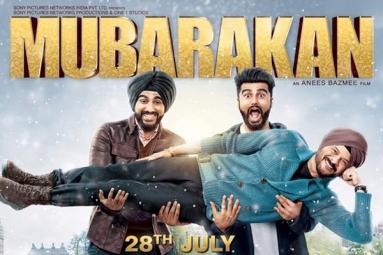 Mubarakan Hindi Movie