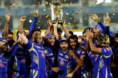 Mumbai Indians clinched its third IPL trophy