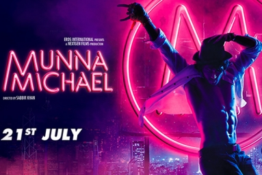 Munna Michael Hindi Movie