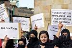 triple talaq bill status, triple talaq judgement, triple talaq nri divorces wife over phone case filed, Whatsapp