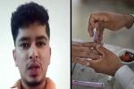 NRI Voter Joystan Lobo, NRI voters in Oman, nri voter flaunts his flight ticket on social media someone goes and secretly cancels it, Facebook