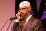 Zakir Naik, enforcement directorate, absconding nri zakir naik accuses enforcement directorate of lying over his assets, Zakir naik