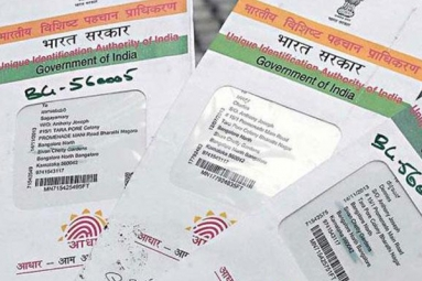 NRI bank accounts must be linked to Aadhaar to avoid blockage