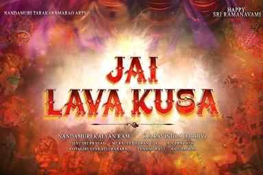 NTR's Next titled Jai Lava Kusa