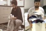 Be the Real Man Challenge news, Be the Real Man Challenge videos, be the real man challenge ntr and charan share videos, Ram charan
