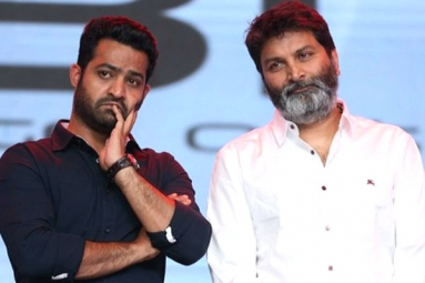 NTR and Trivikram film launch for Auspicious Day