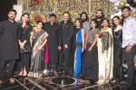 Naga Babu's Birthday Bash Attended by Mega Family