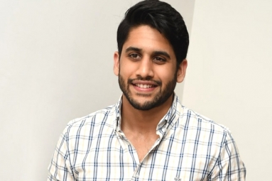 Naga Chaitanya's Two Looks Tomorrow
