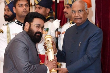 President Ram Nath Kovind Confers Padma Awards - Here's the Full List of Awardees