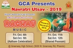Navratri Utsav 2019 - Raghav Music in Greenway High School, Events in Arizona, navratri utsav 2019 raghav music, Phoenix