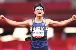 Neeraj Chopra olympic gold, Neeraj Chopra gold, neeraj chopra scripts history in javelin throw, Tokyo olympics