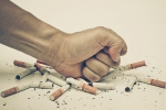 quit smoking, smoking, negative social cues on tobacco packages may help smokers quit, Healthy living