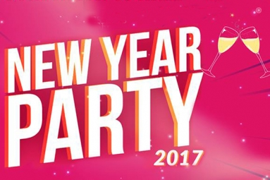New Year Party 2017 by IACRF!