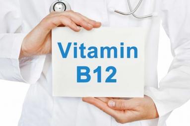 New sensor detected to indicate Vitamin B12 deficiency!!