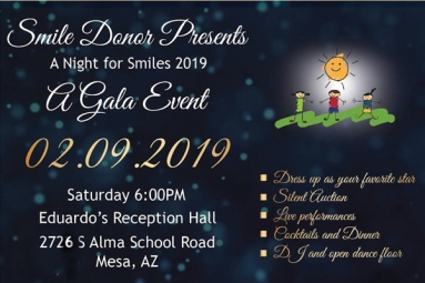A Night for Smiles 2019 - A Gala Event