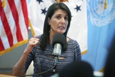 Nikki Haley Forms 'Stand for America' Policy to Strengthen Country's Economy, Culture, Security