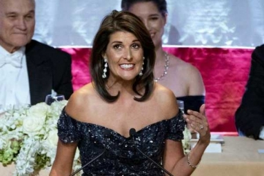 Nikki Haley Mocks Donald Trump Over UN Laughter