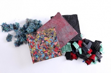 Now You Can Turn Your Old Clothes into Building Materials