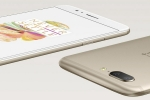 Amazon India, OnePlus 5 Soft Gold variant, oneplus 5 soft gold variant launched for 32 999 sale to start from august 9, Oneplus