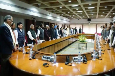 Opposition Parties Joint Statement: National Security Must Transcend Narrow Political Considerations