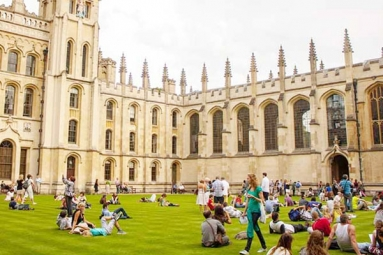 Oxford Named World's Best in Global University Rankings