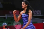 PV Sindhu, PV Sindhu breaking updates, pv sindhu first indian woman to win 2 olympic medals, Tokyo olympics