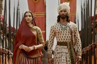 Padmaavat First Weekend Collections