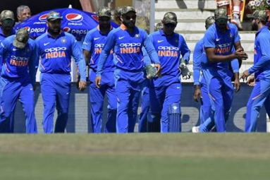 Pakistan Minister Wants ICC Action On Indian Cricket Team For wearing Army Caps