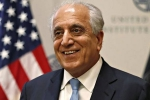 India, US, us envoy to pakistan suggests india to talk to taliban for peace push, United states