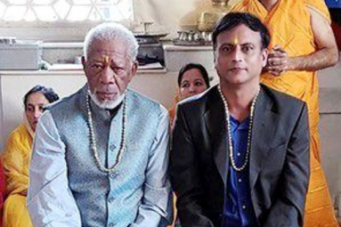 Indian American Professor Pankaj Jain to Feature in Morgan Freeman's 'The Story of God'
