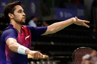 Parupalli Kashyap Only Indian to Reach Korea Open Quarters
