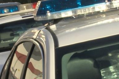 Barricade situation at Peoria Avenue Hotel near I-17