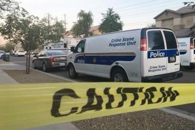 Phoenix man kills two daughters, then self