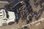 Officer Involved In Phoenix, Suspect Detained