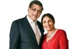 Kiran patel, Indian American couple, indian american couple s 200mn plan to transform healthcare in india, Visit india