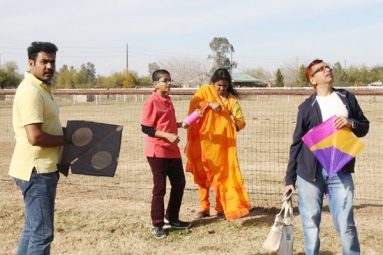 Pongal Kite Celebrations in Arizona!