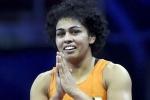bronze, World Wrestling Championships, pooja dhanda wins bronze medal at world wrestling championships, Wrestling
