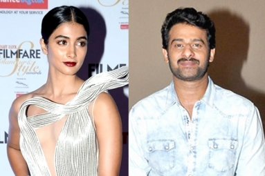 Pooja Hegde All Set To Romance Prabhas