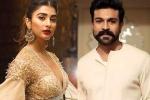 Pooja Hegde Locked To Romance Ram Charan