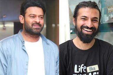 Prabhas and Nag Ashwin heads for shoot