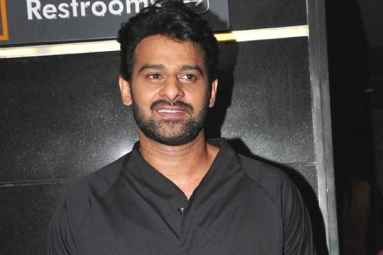 Prabhas busy with the teaser of his Next