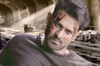 Prabhas playing cop in Saaho