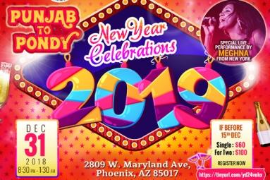 Punjab to Pondy | New Year Celebrations