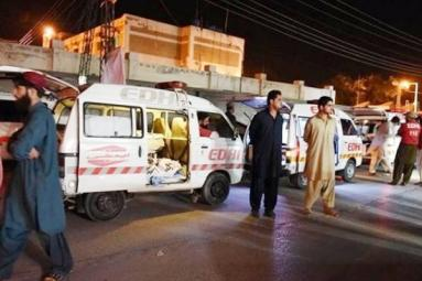 Quetta Terror Attack: At least 60 killed, over 100 injured in Pak police academy attack